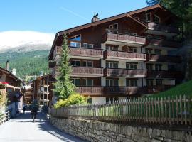 Bolero Appartements, Ferienwohnung in Zermatt
