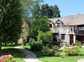 Le Clos Dormont, hotel cerca de Château de Gaillon, Saint-Pierre-de-Bailleul
