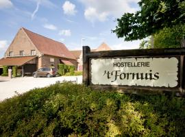 Hotel 't Fornuis, hotel near Bambrugge, Ternat