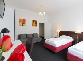 Aparthotel VEGA, serviced apartment in Berlin
