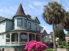 Pensacola Victorian Bed & Breakfast, Ferienunterkunft in Pensacola
