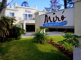 Joan Miró Hotel, hotel en Punta del Este