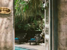 Honeymoon Guesthouse, hotel in Ubud