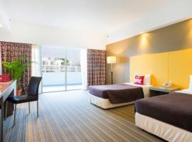 ZEN Rooms Orchard: Singapur, Ulusal Üniversite Hastanesi yakınında bir otel
