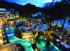 Hard Rock Hotel Penang, accessible hotel in Batu Ferringhi