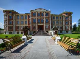 Гостиничный Комплекс Ольгино, отель в Конакове