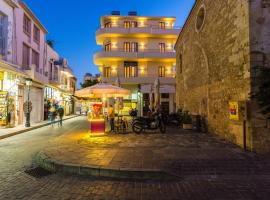 Polyxenia Boutique Hotel, serviced apartment in Rethymno Town