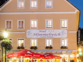 Hotel Himmelreich, hotel v Mariazelli