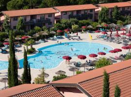 Green Village Resort, hotel poblíž významného místa Golfový klub Lignano, Lignano Sabbiadoro