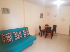 Apartamento Plazoleta de Zocales 2, apartment in Guatapé