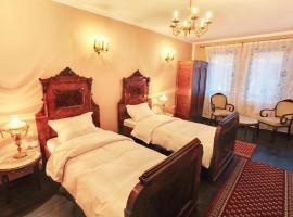Hotel Evmolpia, hotel in Plovdiv