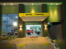 Hotel Capital, hotel in Cuiabá