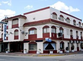 Hotel Alcázar, hotel in Villa María