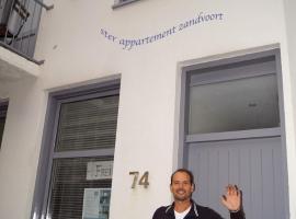 SteR Appartement Zandvoort, apartment in Zandvoort
