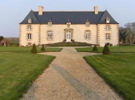 Manoir de Belle-Noë, gîte à Dol-de-Bretagne