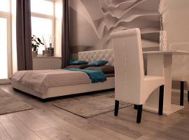 Apartment Centrum number 8, hotel near Aquacity Poprad, Poprad