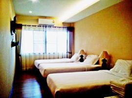Ban Phung Mae sariang, hotel in Mae Sariang