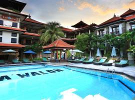 La Walon Hotel, hotel near Made's Warung Kuta, Kuta