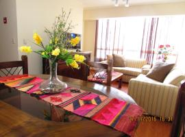 Bonito Apartamento en Miraflores, apartment in Lima