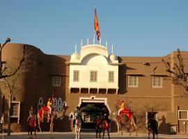 The Desert Resort, room in Mandāwa