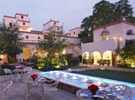 Mandawa Haveli, hotel near Nahargarh Fort Palace, Jaipur