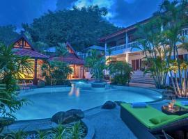 Samui Little Garden Resort, resort in Chaweng