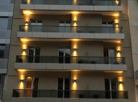 Delice Hotel - Family Apartments, hotel in Athens
