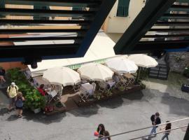 Blu Mare Apartment, hotel in Vernazza