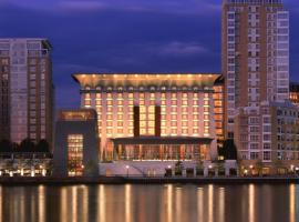 Canary Riverside Plaza Hotel, hotel in London