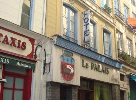 Hôtel du Palais, отель в Руане
