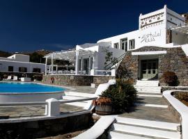 Olia Hotel, hotel v destinaci Tourlos