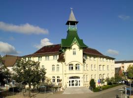 Hotel Dünenschloß, Hotel in Zinnowitz