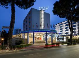 Hotel San Michele, hotel v Bibione