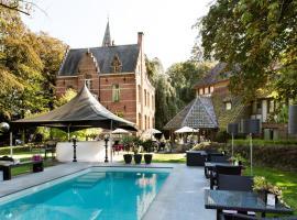 Romantik Hotel Manoir Ogygia, spa hotel in Poperinge
