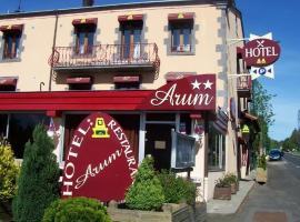 Arum, hôtel à Orcines près de: Vulcania