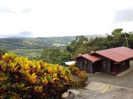 Valle Encantado, country house in San Isidro de El General