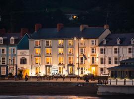 Richmond Hotel, hotel in Aberystwyth