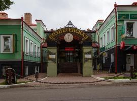 Гостиница Вознесенская, гостиница в Угличе