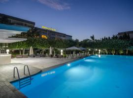 Hotel Le Palme, hotel with jacuzzis in Paestum