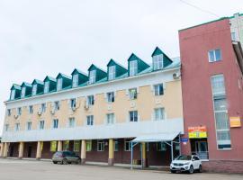 InCentre Hotel, отель в Уфе