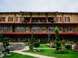 Zedazeni Hotel, отель в Мцхете