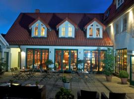 Romantik Hotel Kaufmannshof, Hotel in Bergen auf Rügen