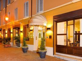 Hotel Al Cappello Rosso, hotel in Bologna