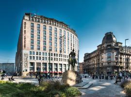 Hotel Dei Cavalieri Milano Duomo, отель в Милане