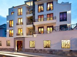 Ikala Quito Hotel, hotel em Quito