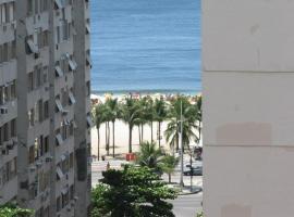 Apartamento de Férias Copacabana Rio de Janeiro, apartamento no Rio de Janeiro
