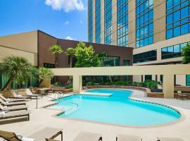 Hilton San Antonio Airport, hotel near San Antonio International Airport - SAT, San Antonio