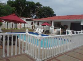 Hotel Casa Quinta Marbella, hotel en Melgar