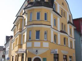 Stadthotel Kleiner Berg, Hotel in Friedrichshafen