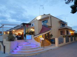 Hotel Gabbiano, hotel a San Domino